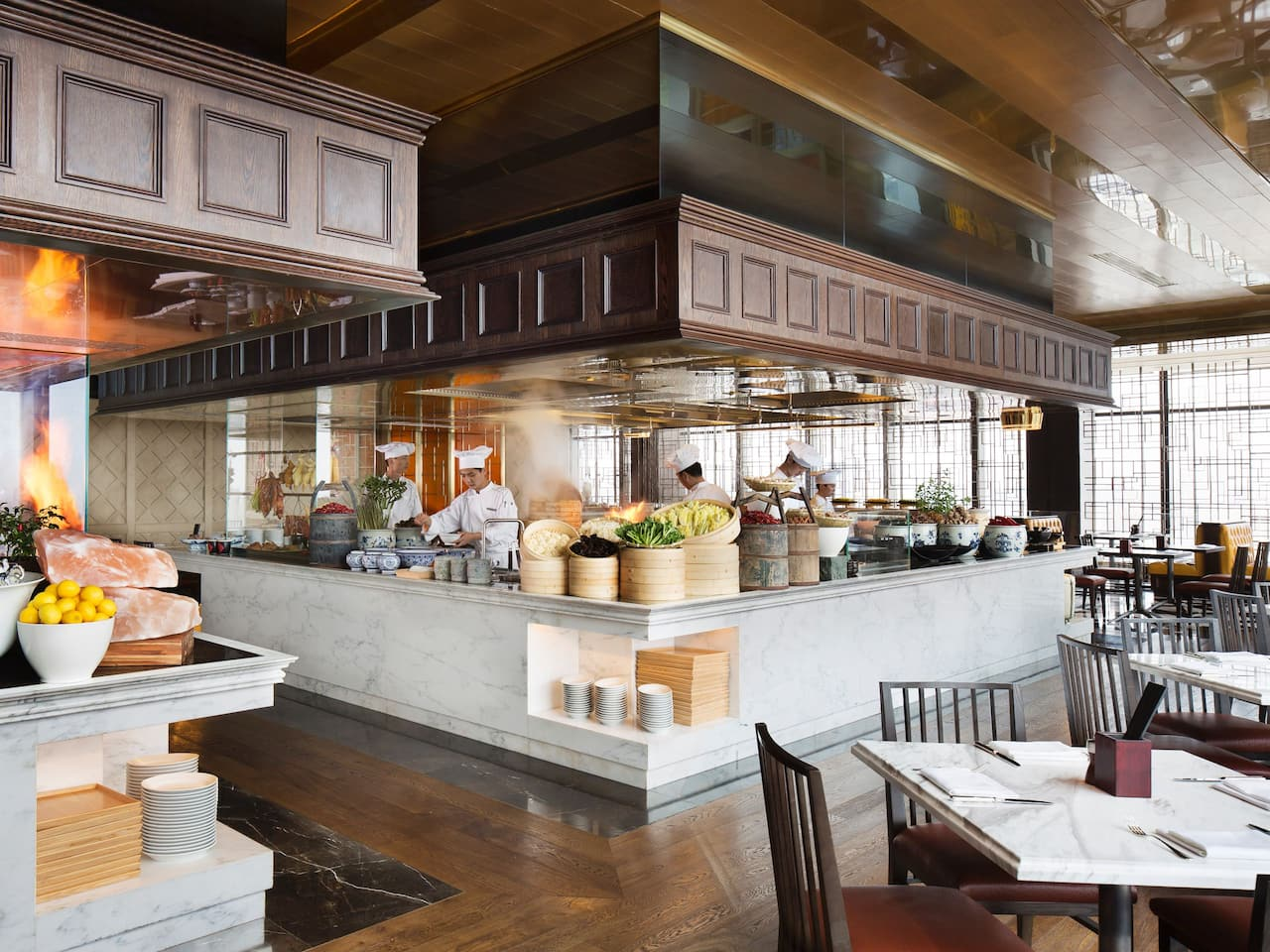Hyatt Grand Shenyang Cafe Kitchen