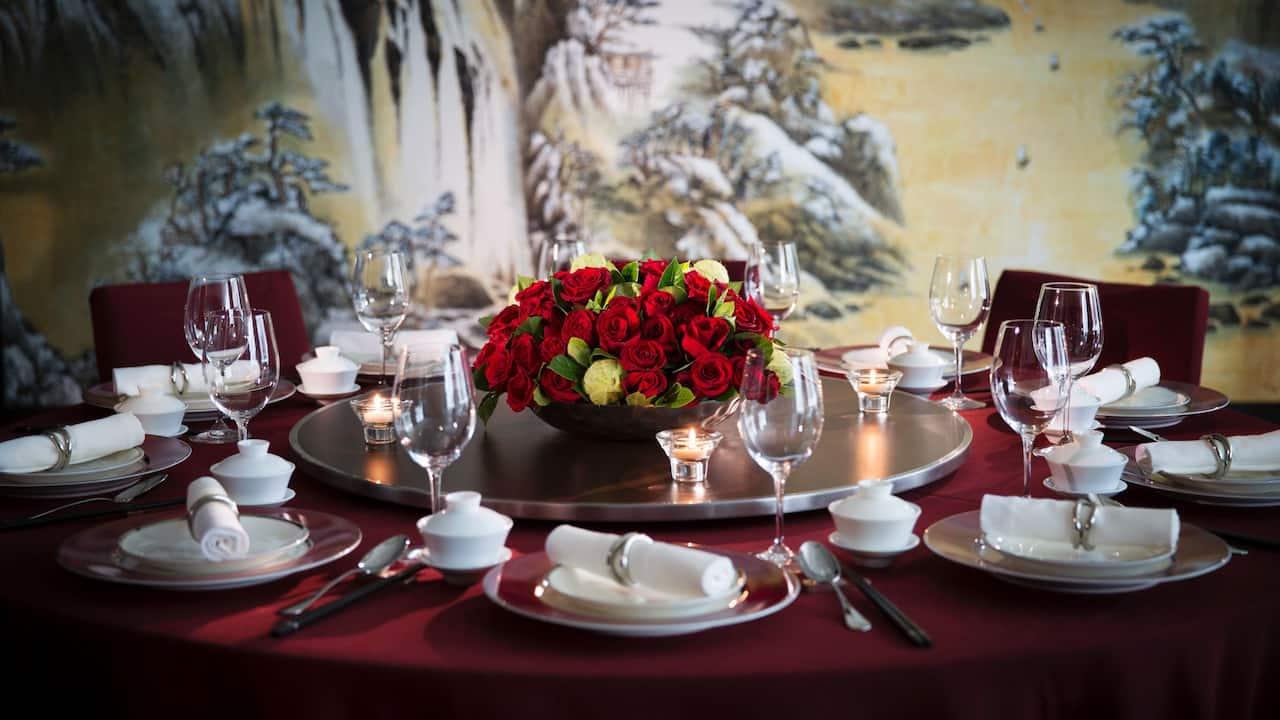 Chinese Wedding Set-up