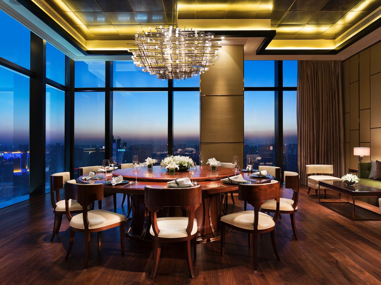Jun hui dining room