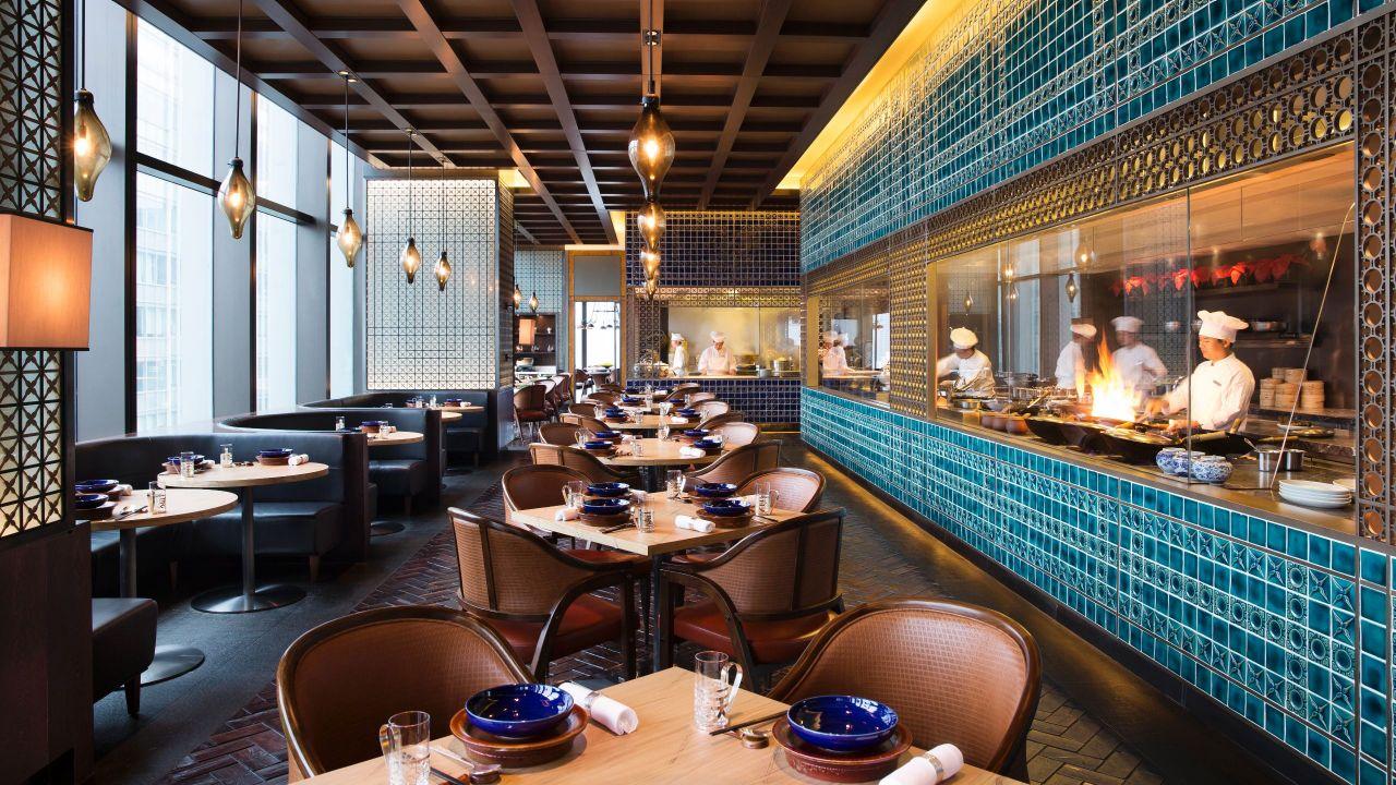 Xin Feng Tiang restaurant