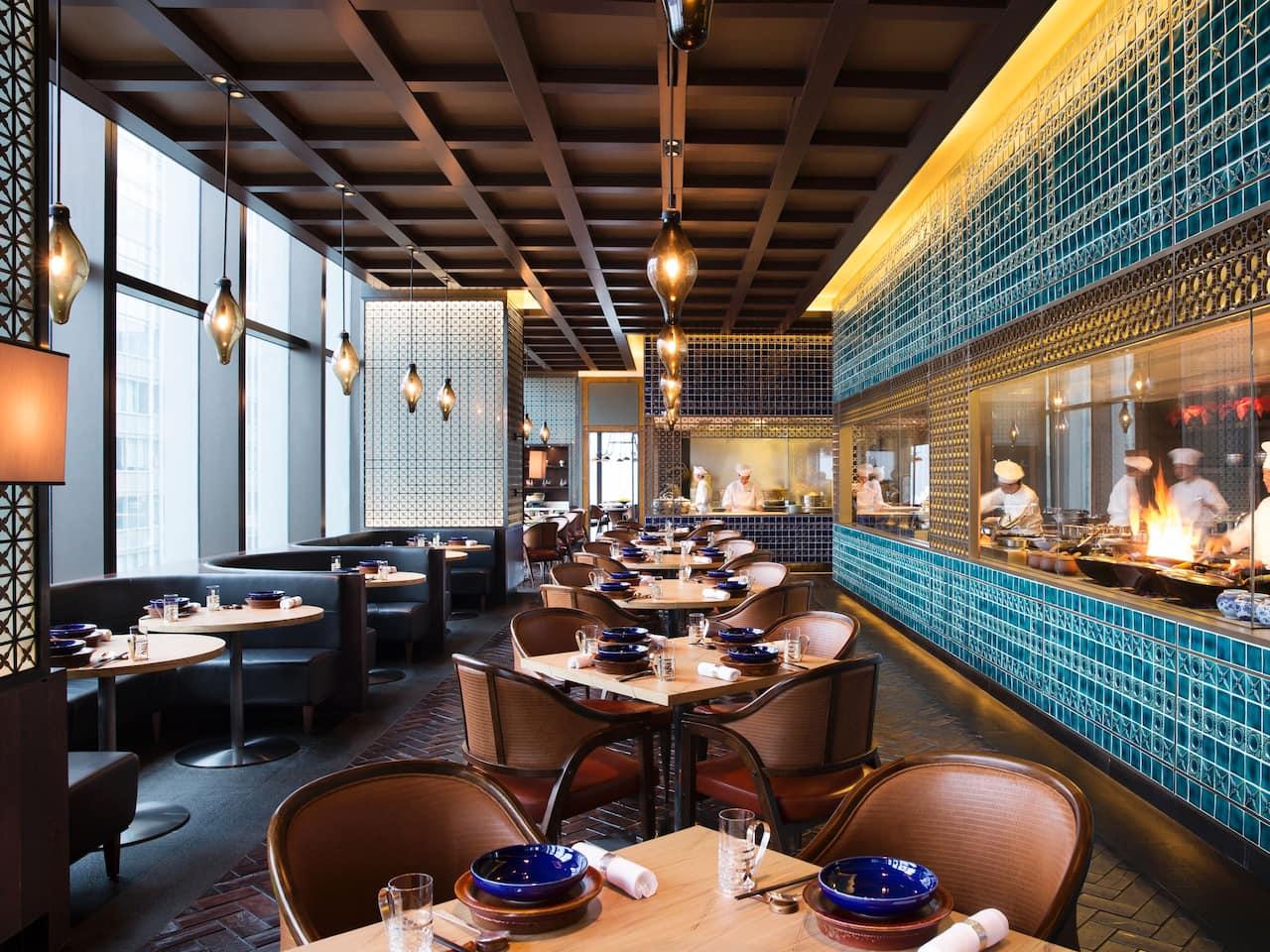 Hyatt Grand Shenyang Xin Feng Tian restaurant