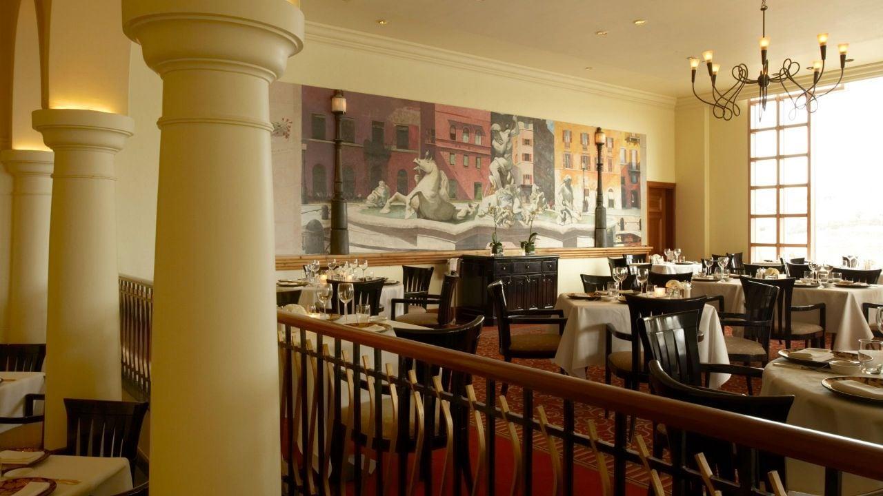 l'incontro dining room
