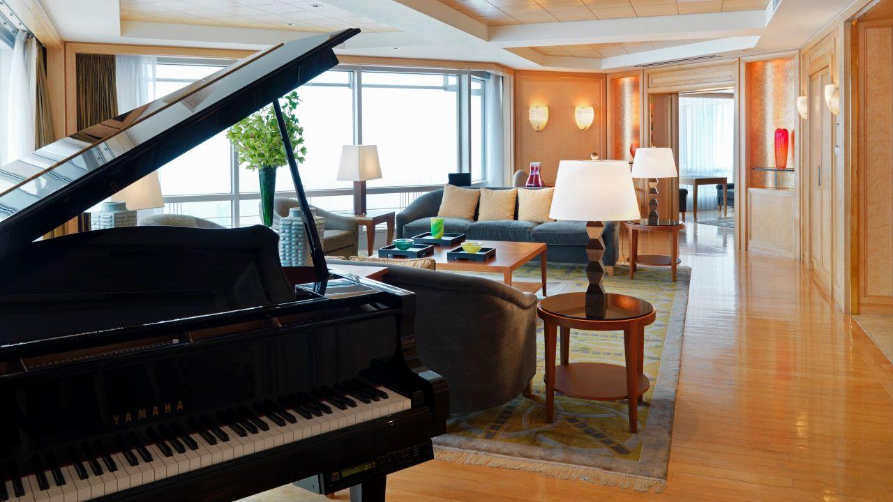 chairman suite - piano
