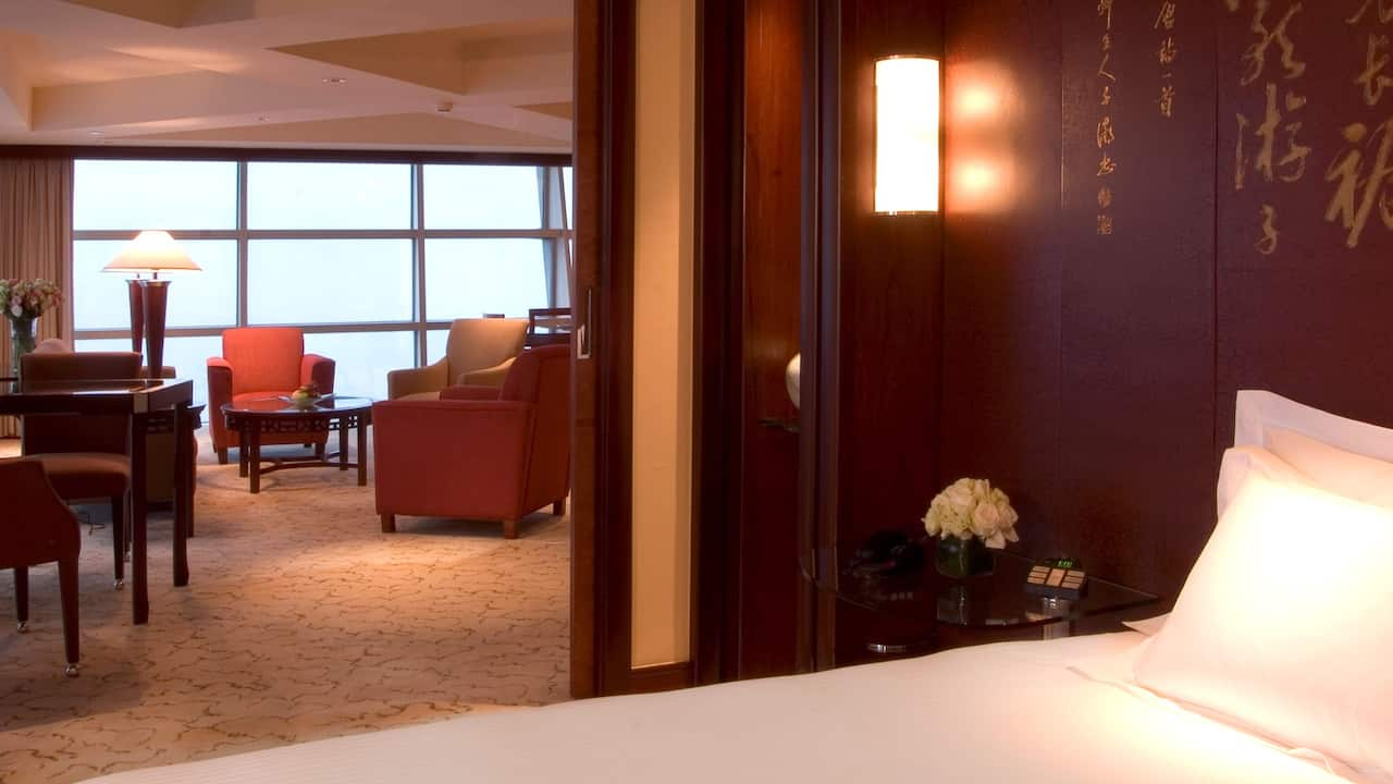 Diplomatic suite virtual tour