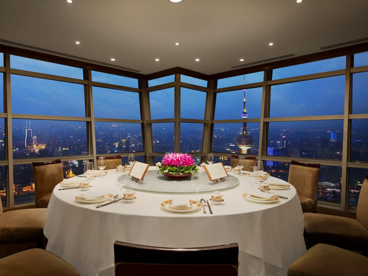 Hyatt Grand Shanghai club jin mao