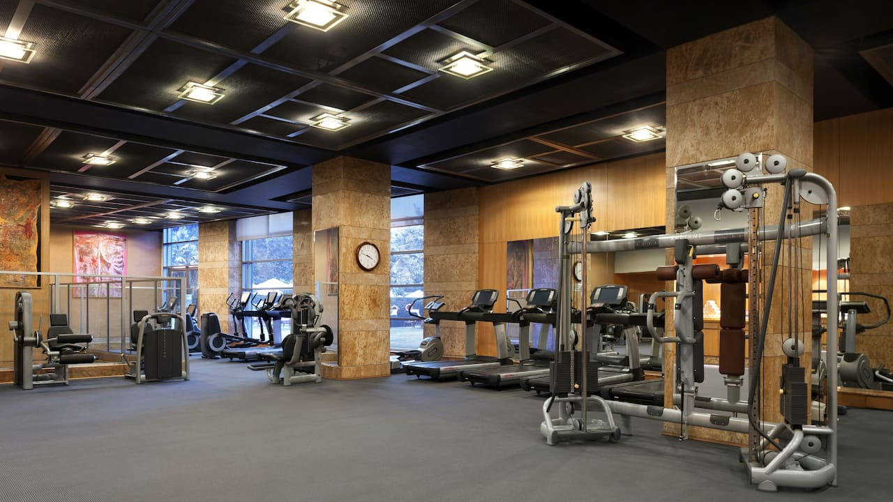 Fitness Centre and Gym