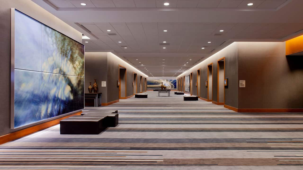 meeting lobby