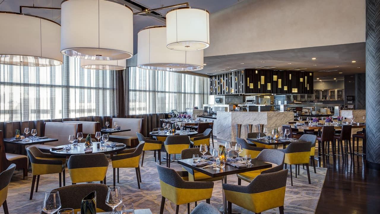 grand met restaurant