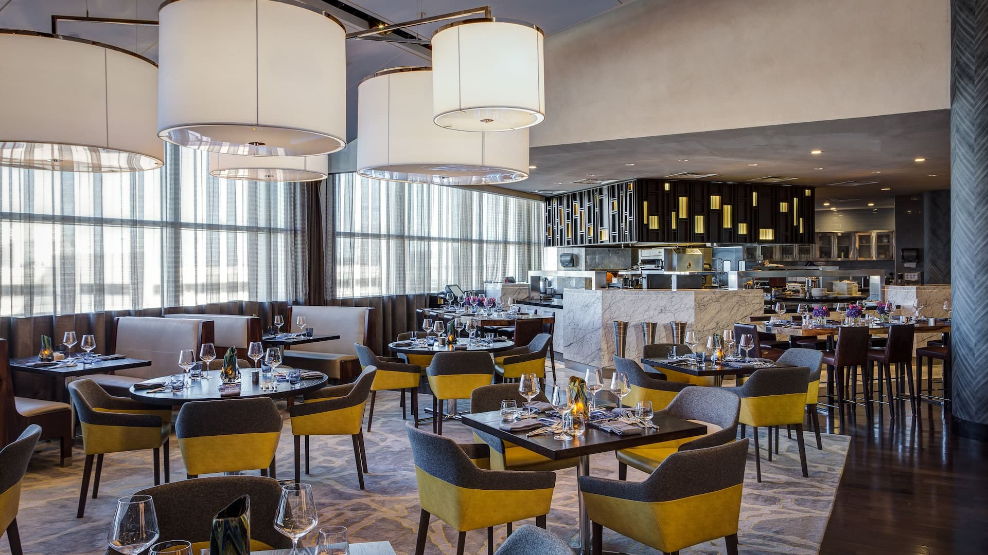 Restaurants And Dining In Dfw Airport Grand Hyatt Dfw
