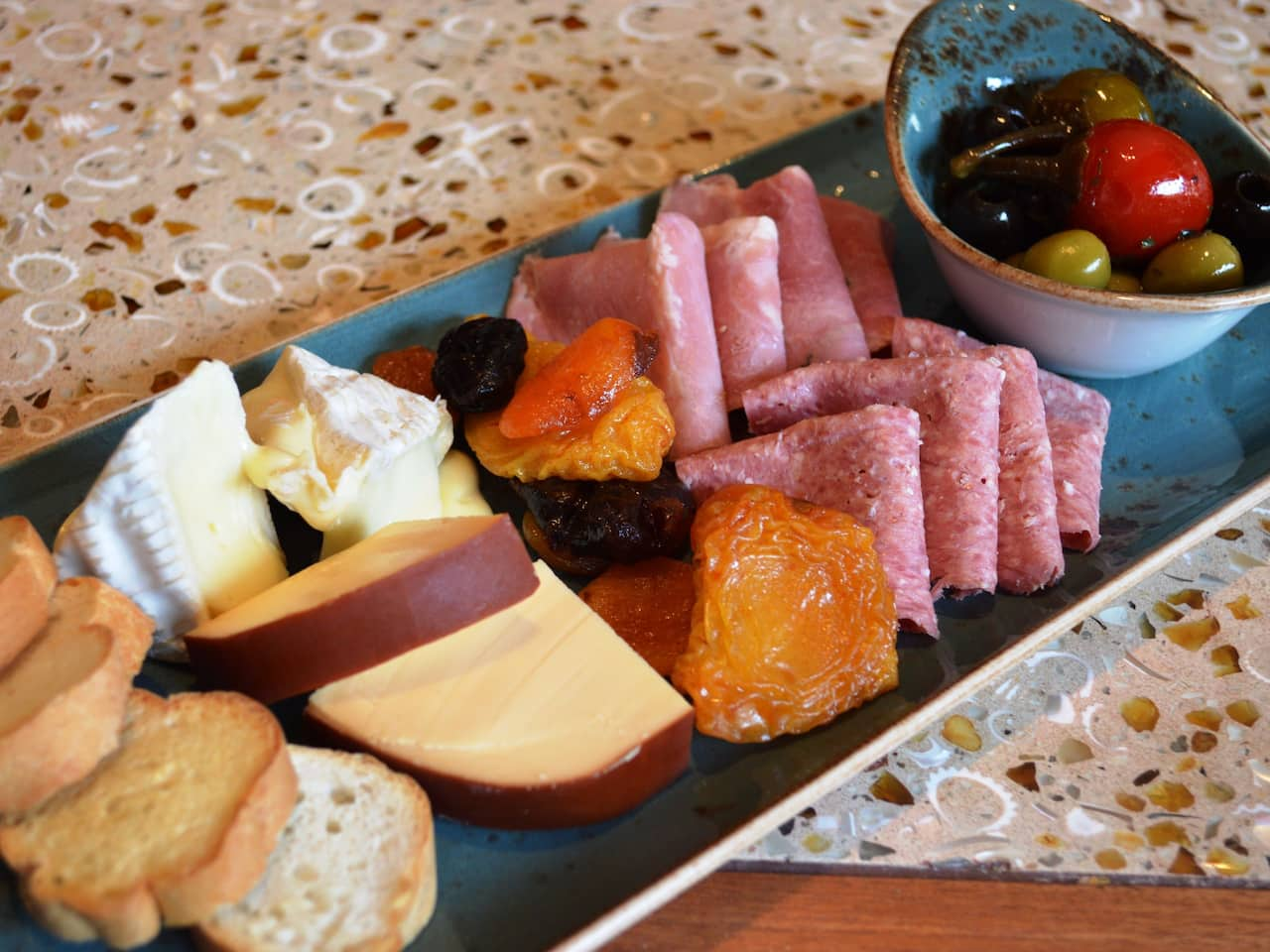Charcuterie and Cheese