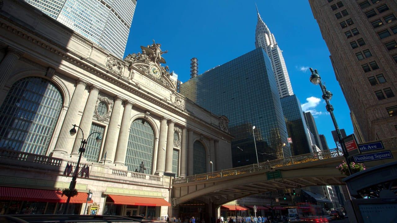 Grand Central Exterior