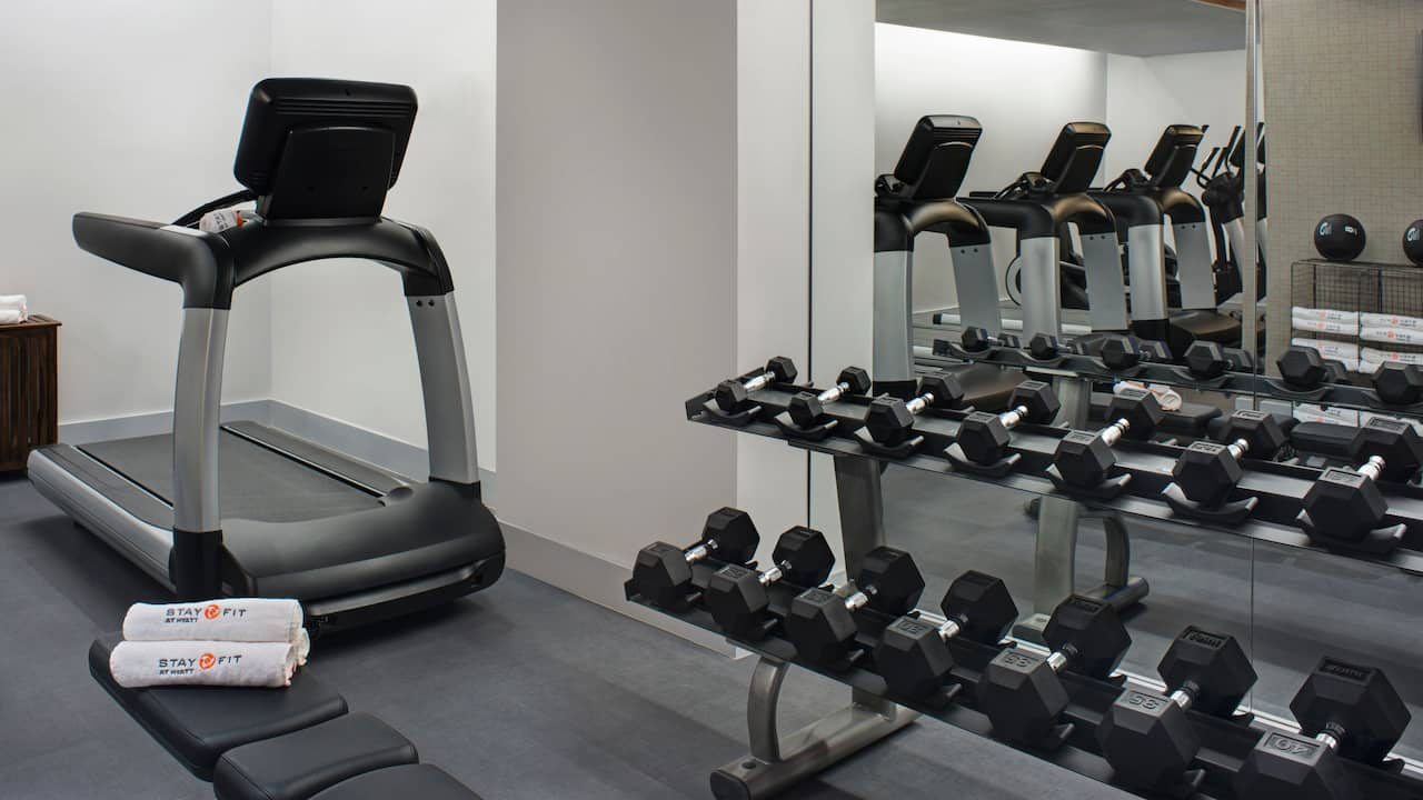 Hyatt Herald Square New York Fitness