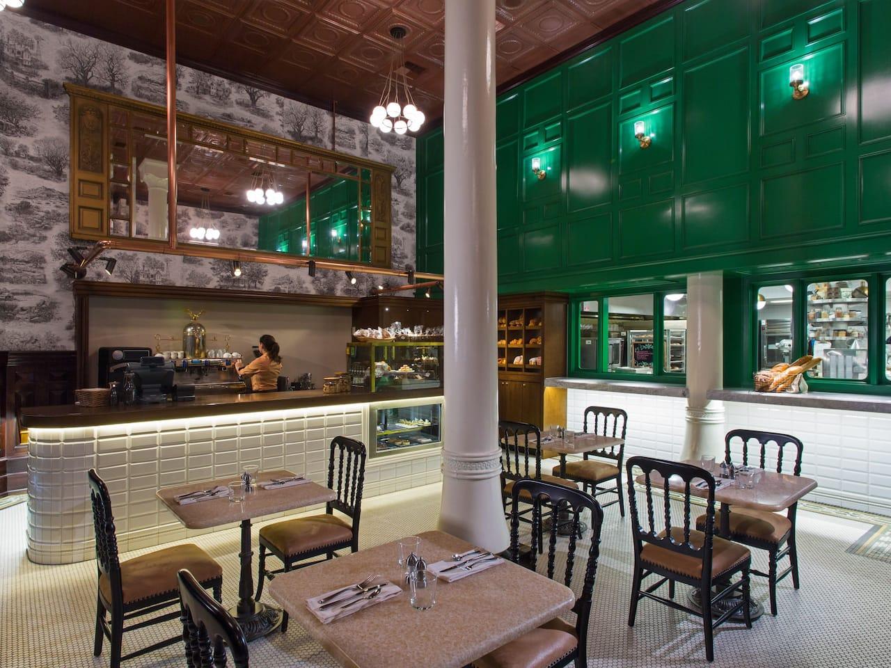 1186 Cafe & Bakery The Driskill