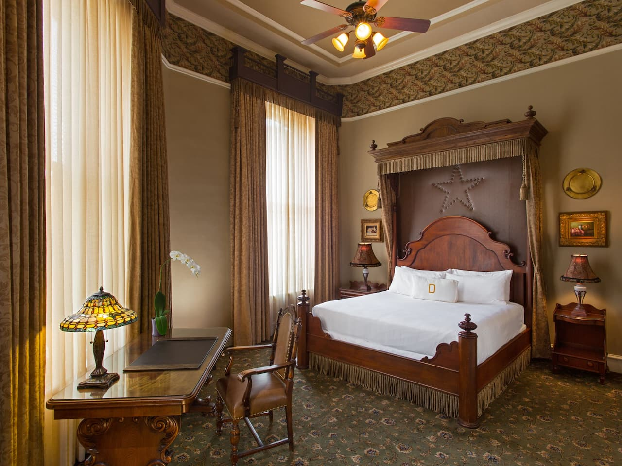 Cattle Baron Bedroom The Driskill