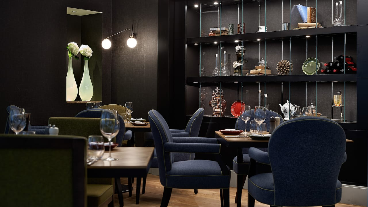 Restaurants and bar in Birmingham city centre | Birmingham restaurant | Hyatt Regency Birmingham