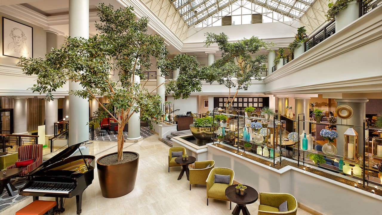 Hotel in Birmingham City Centre | Birmingham hotels | Hyatt Regency Birmingham