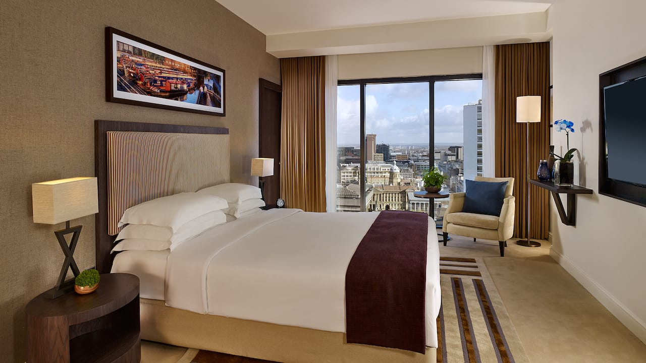 4 Star Luxury Accommodation in Birmingham city | Hyatt Regency Birmingham