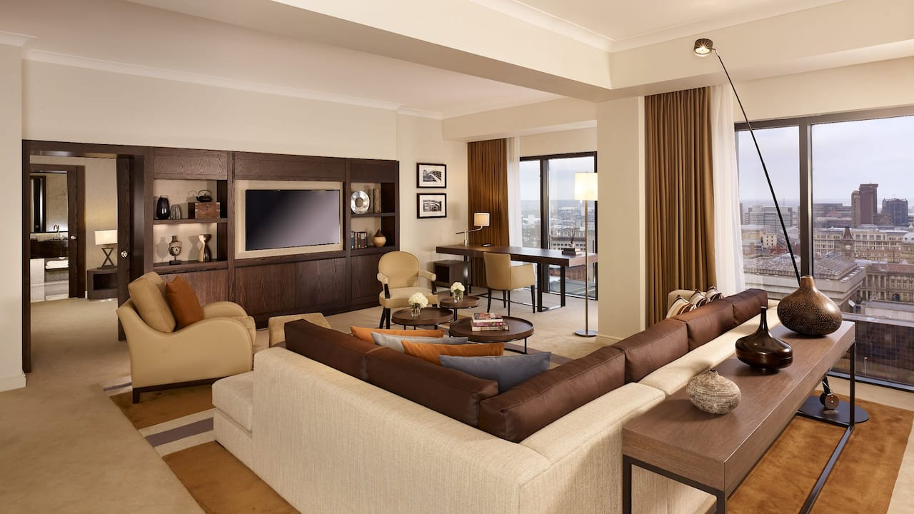 Suites Birmingham City Centre | Hyatt Regency Birmingham