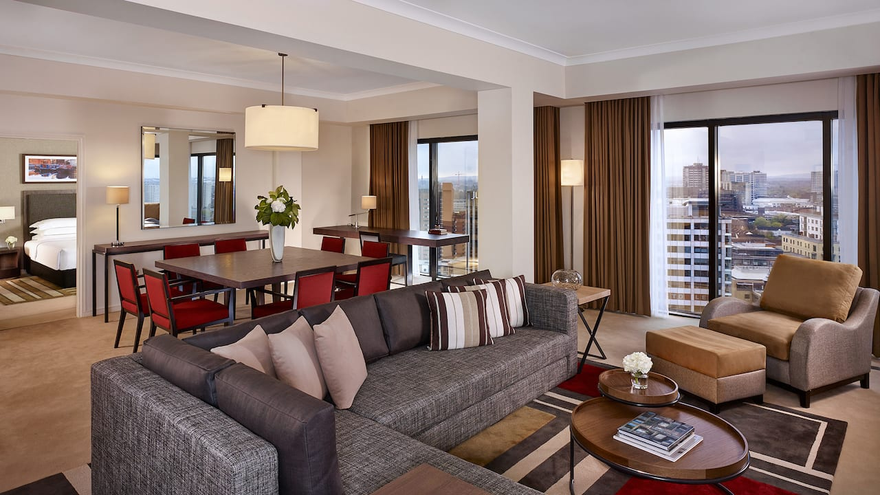 Suite King Lounge