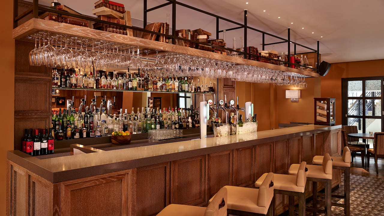 Cocktail bar in Birmingham centre | Hyatt Regency Birmingham
