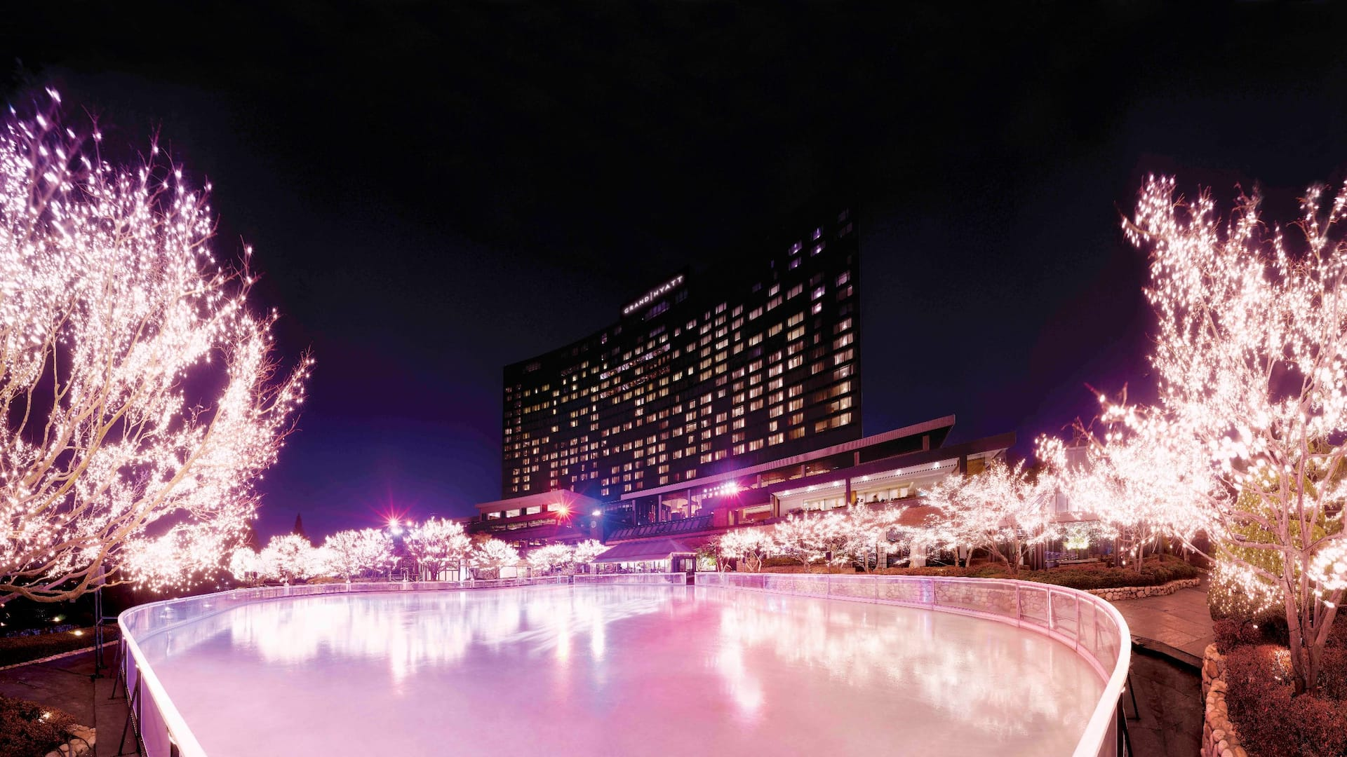 Grand Hyatt Seoul Ice Rink