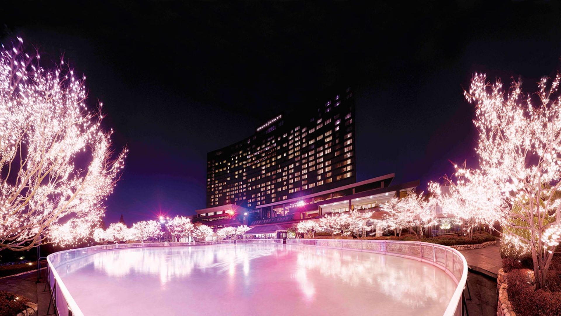Grand Hyatt Seoul exterior