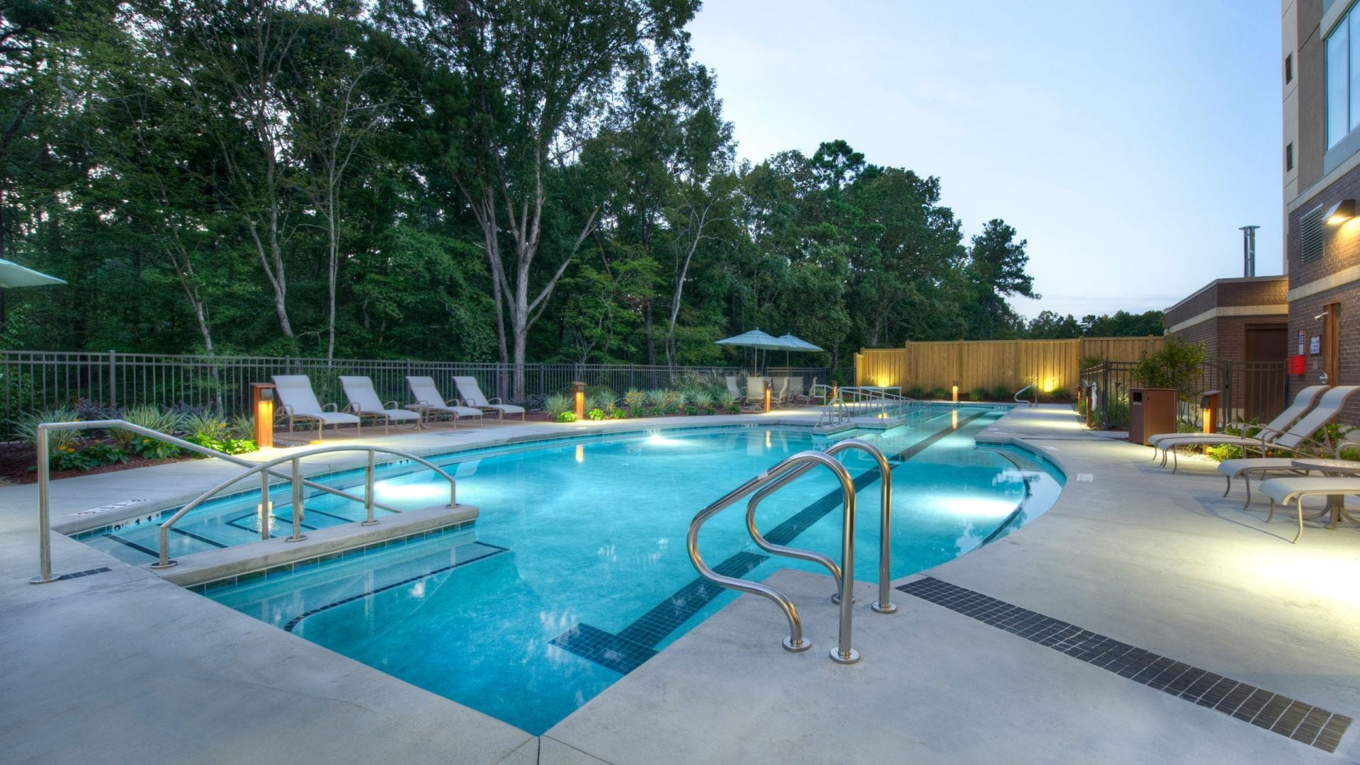 Hyatt Place Durham Pool