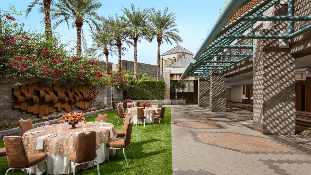 Large Scottsdale Conference Center | Hyatt Regency Scottsdale