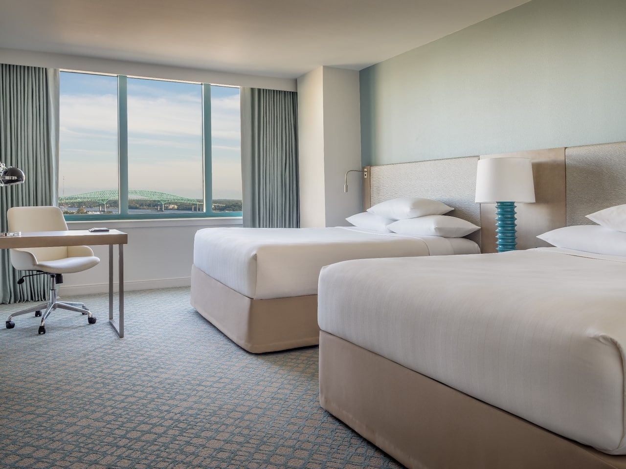 Double Room Hyatt Regency Jacksonville Riverfront