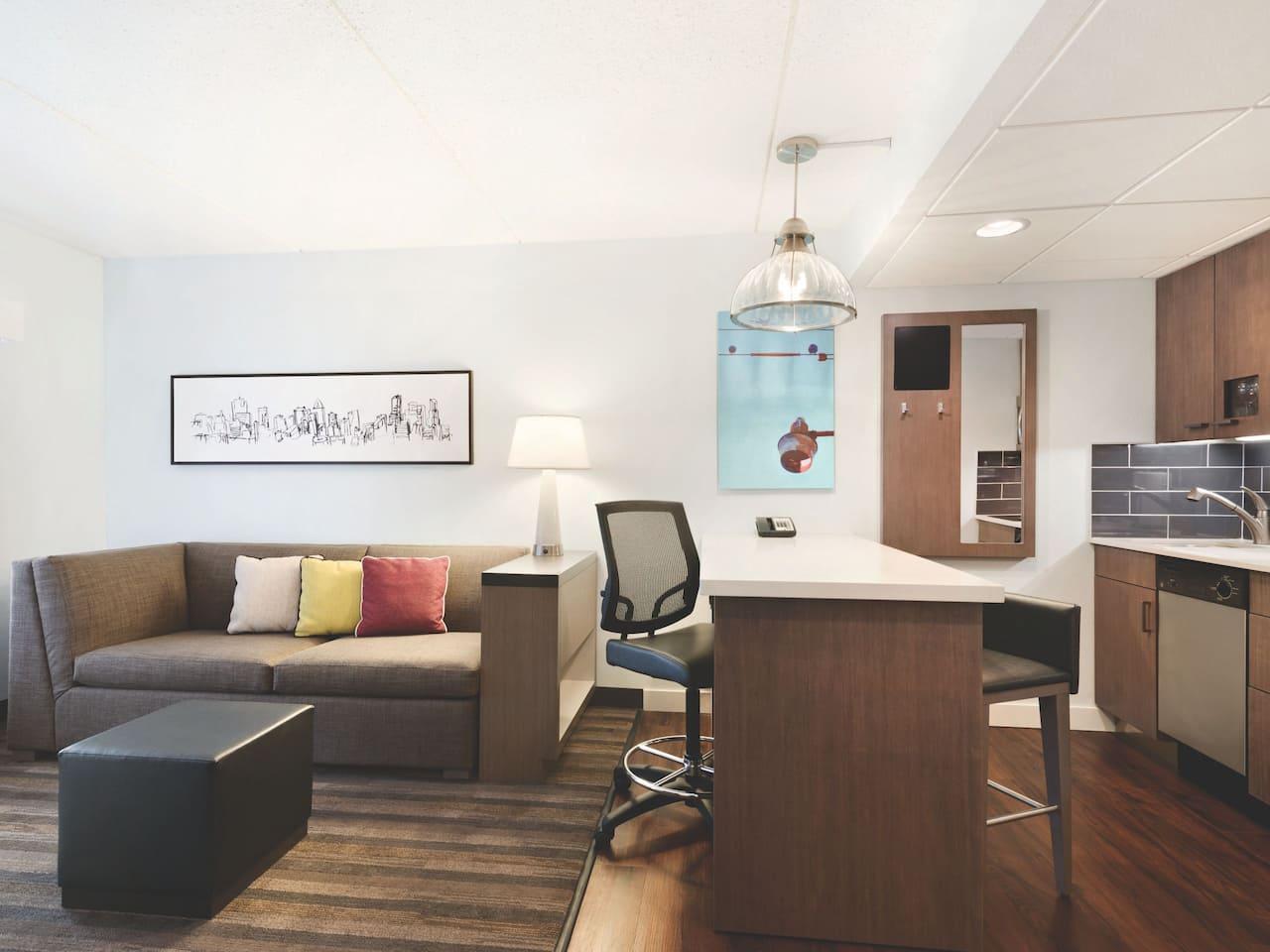 king suite parlor