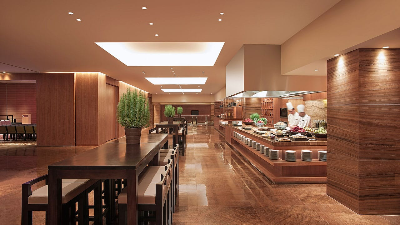 Grand Ballroom Loft Kitchen at Grand Hyatt Singapore