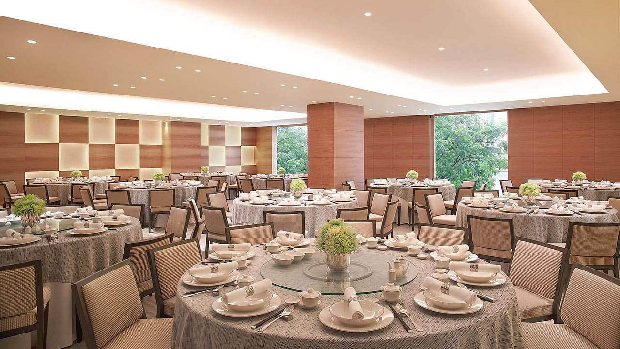 Level 3 Wedding Venues at Grand Hyatt Singapore
