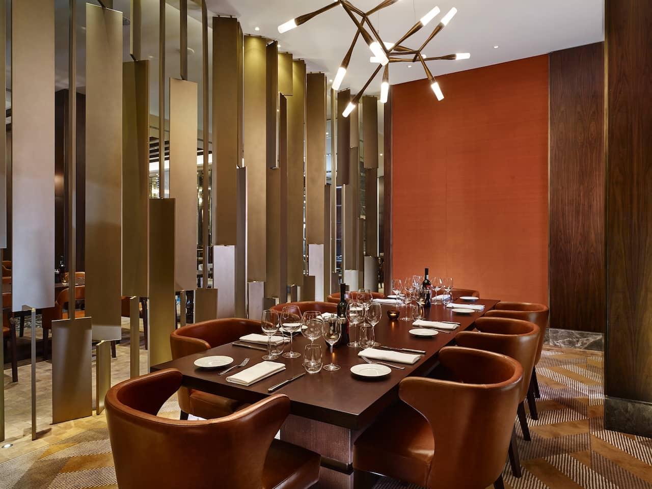 Brizo restaurant dining