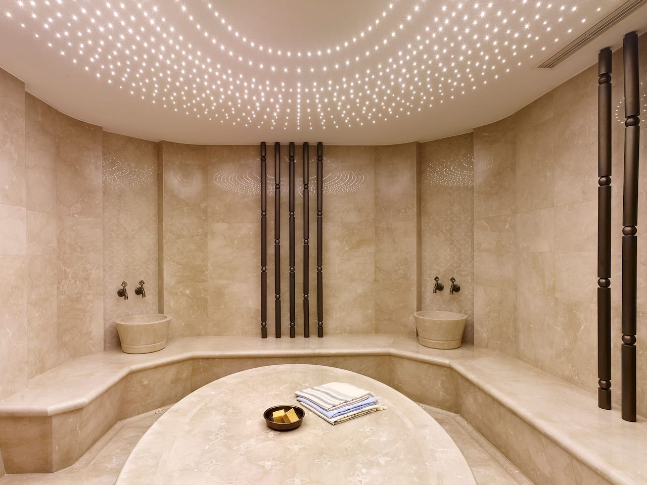 Spa at Hyatt Regency Istanbul