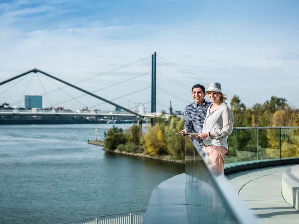 River Dusseldorf