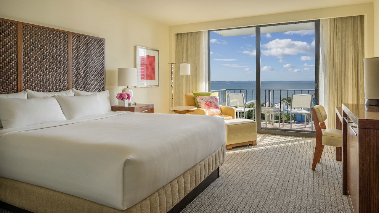 Hyatt Regency Sarasota Room Beach View