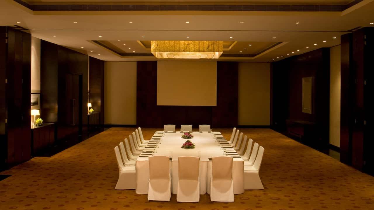 Istana Conference Setup