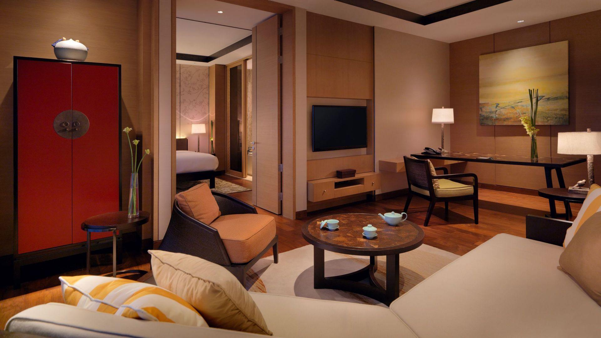 Hyatt Regency Chongming Guest Room