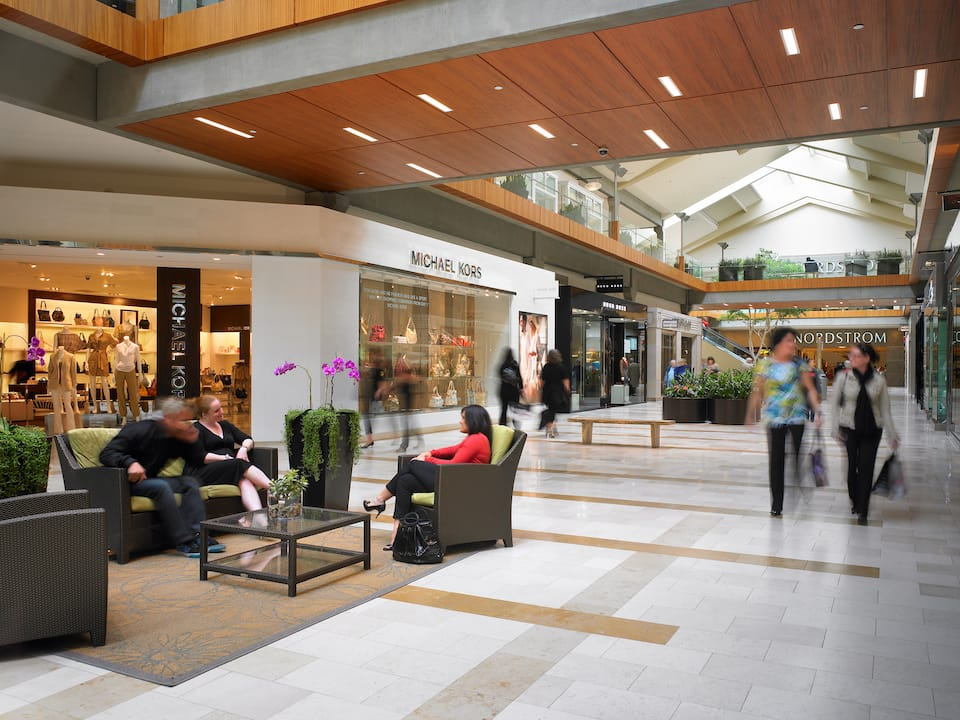 Bellevue Square Interior