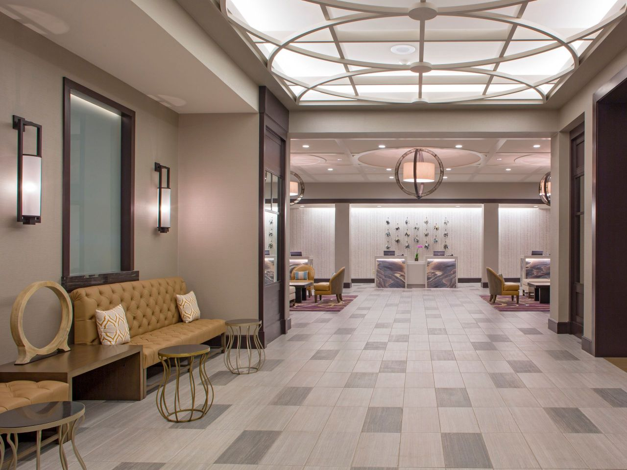 The Eliza Jane Lobby