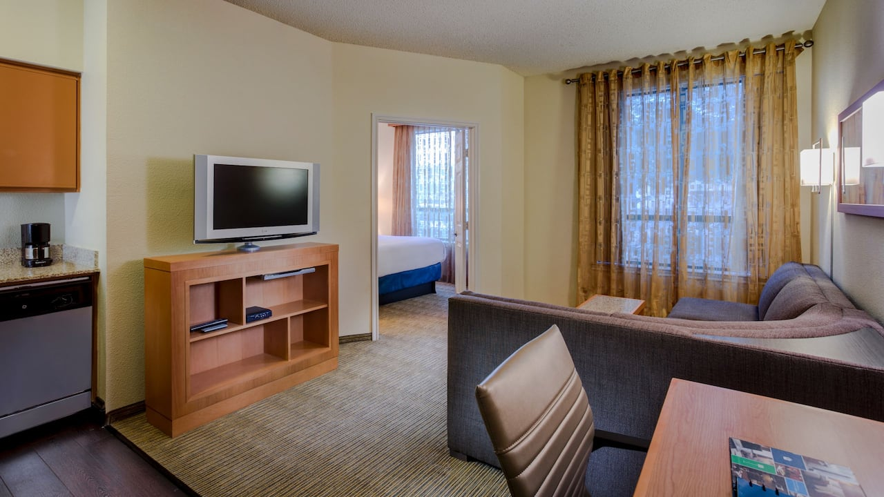 HYATT HOUSE DALLAS/UPTOWN | One Bedroom Suite