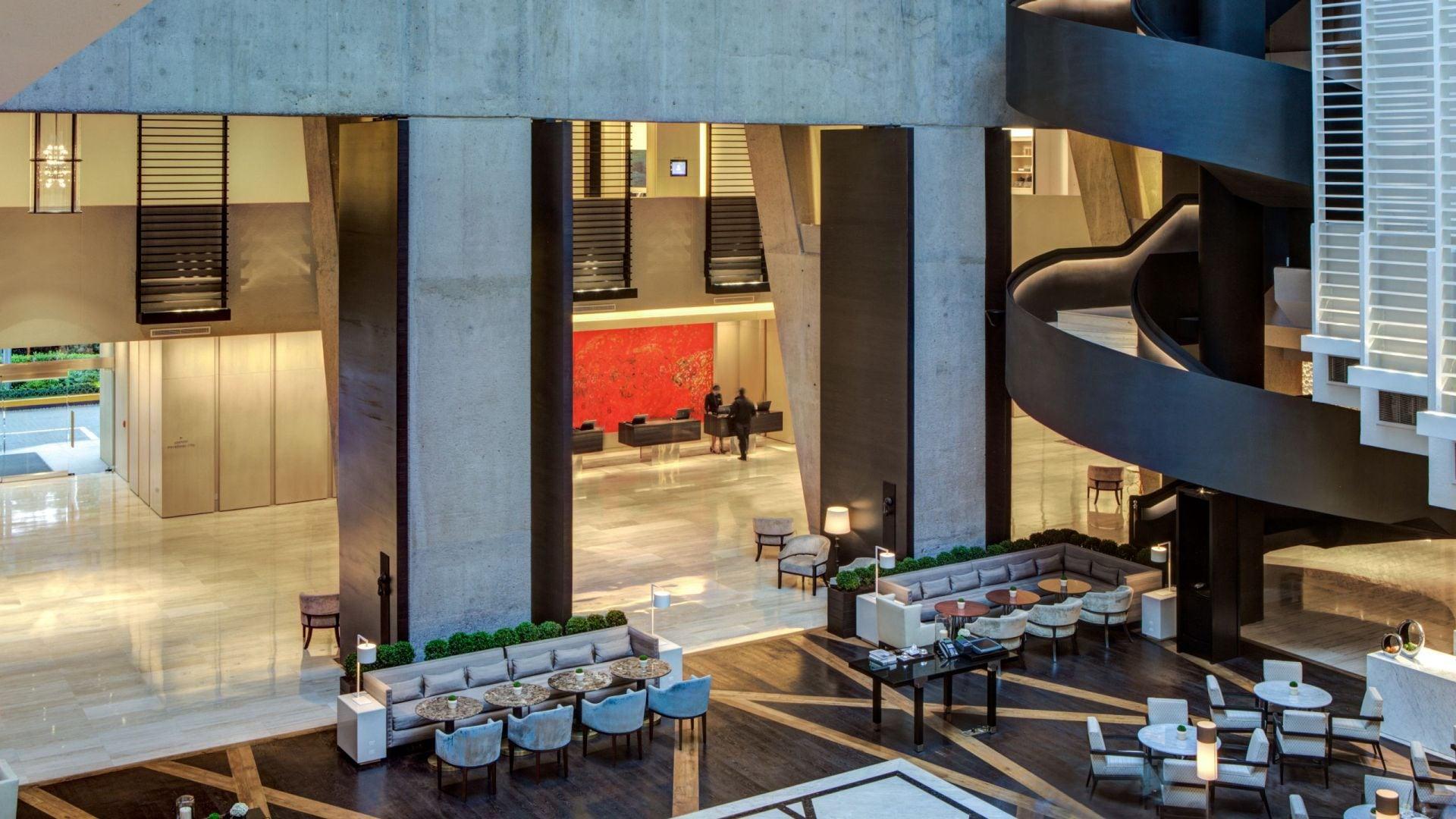 Mexico City Lobby