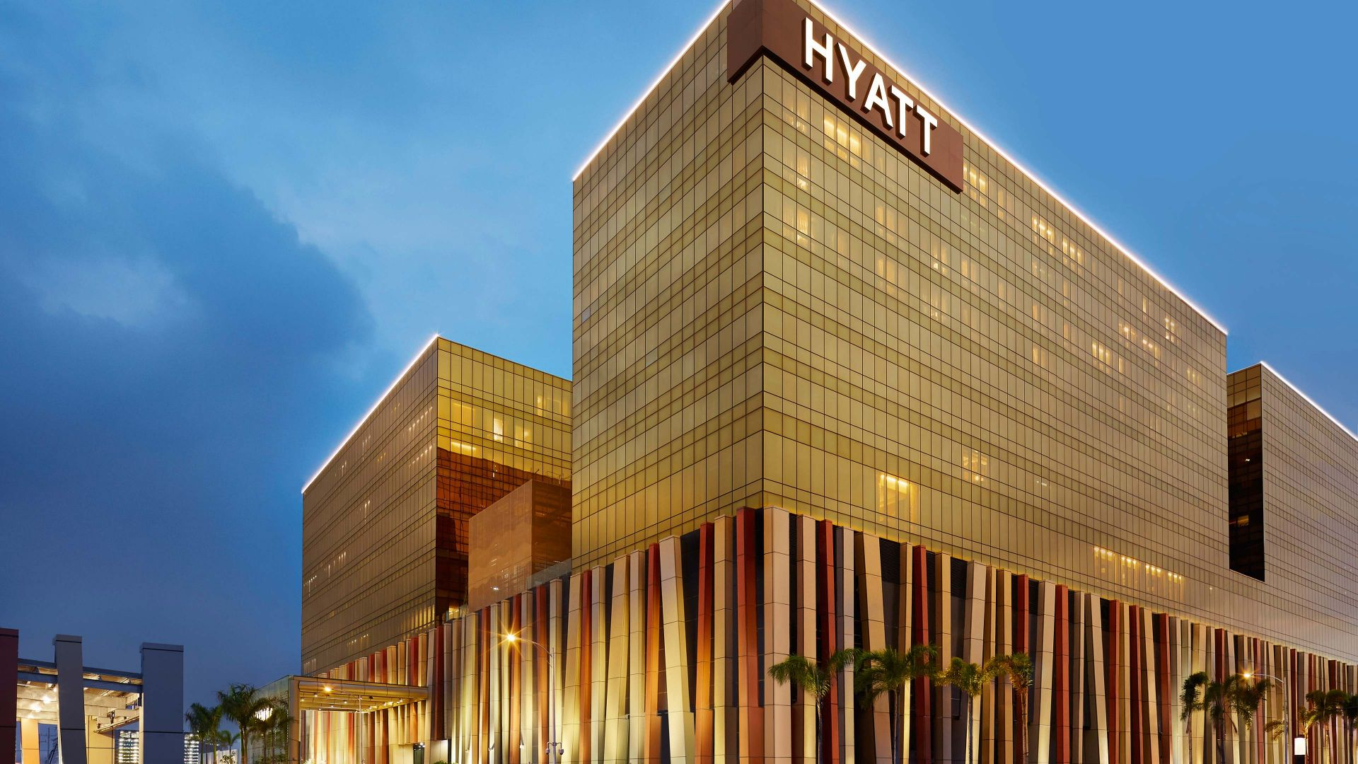 Hyatt City of Dreams Manlia Exterior