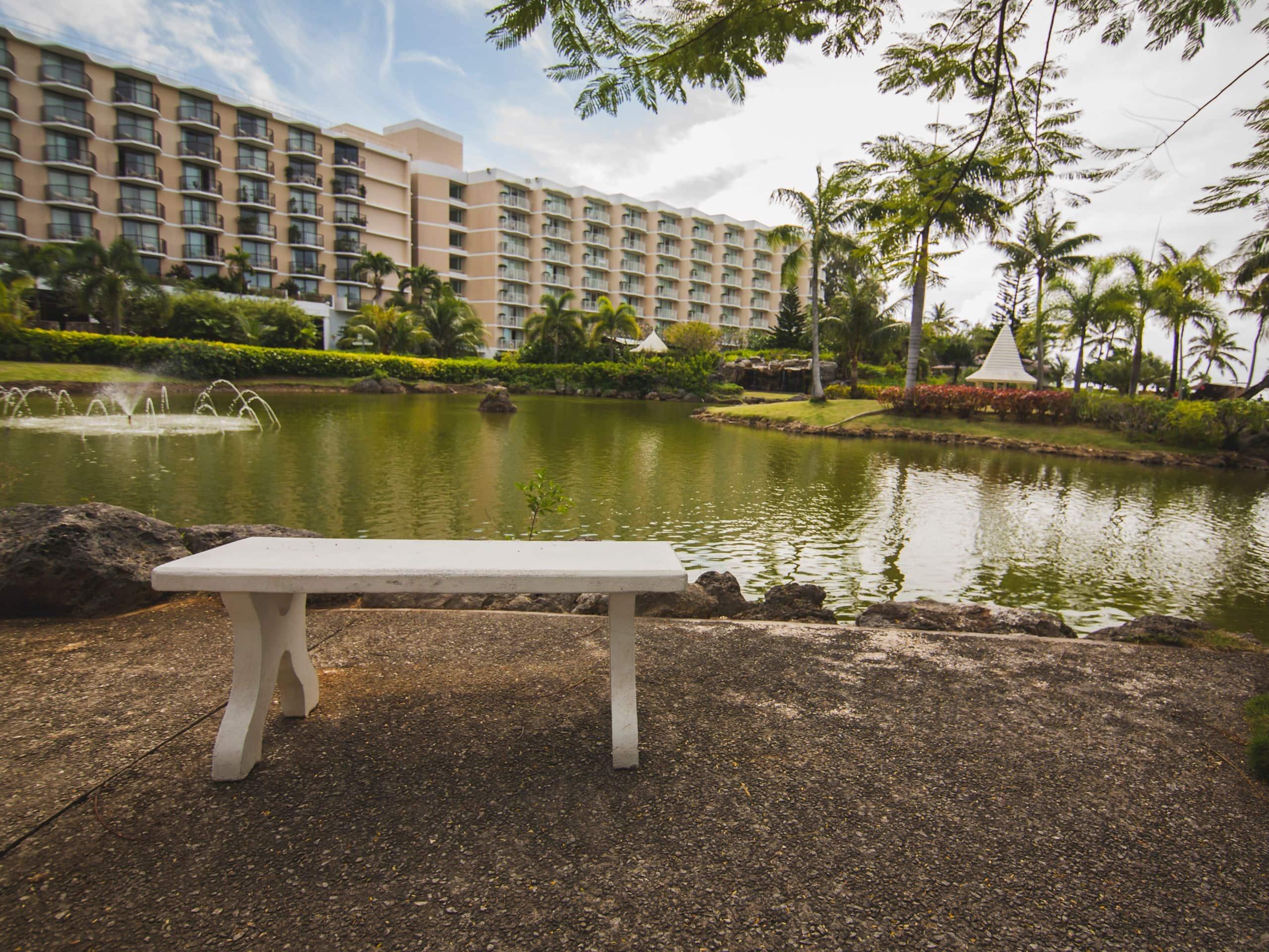 5 Star Luxury Hotel in Saipan Island :: Hyatt Regency Saipan