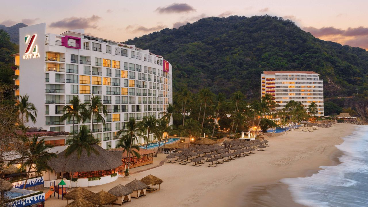A private beach and secluded resort are the selling points for the Hyatt Ziva Puerto Vallarta. Photo by Hyatt.