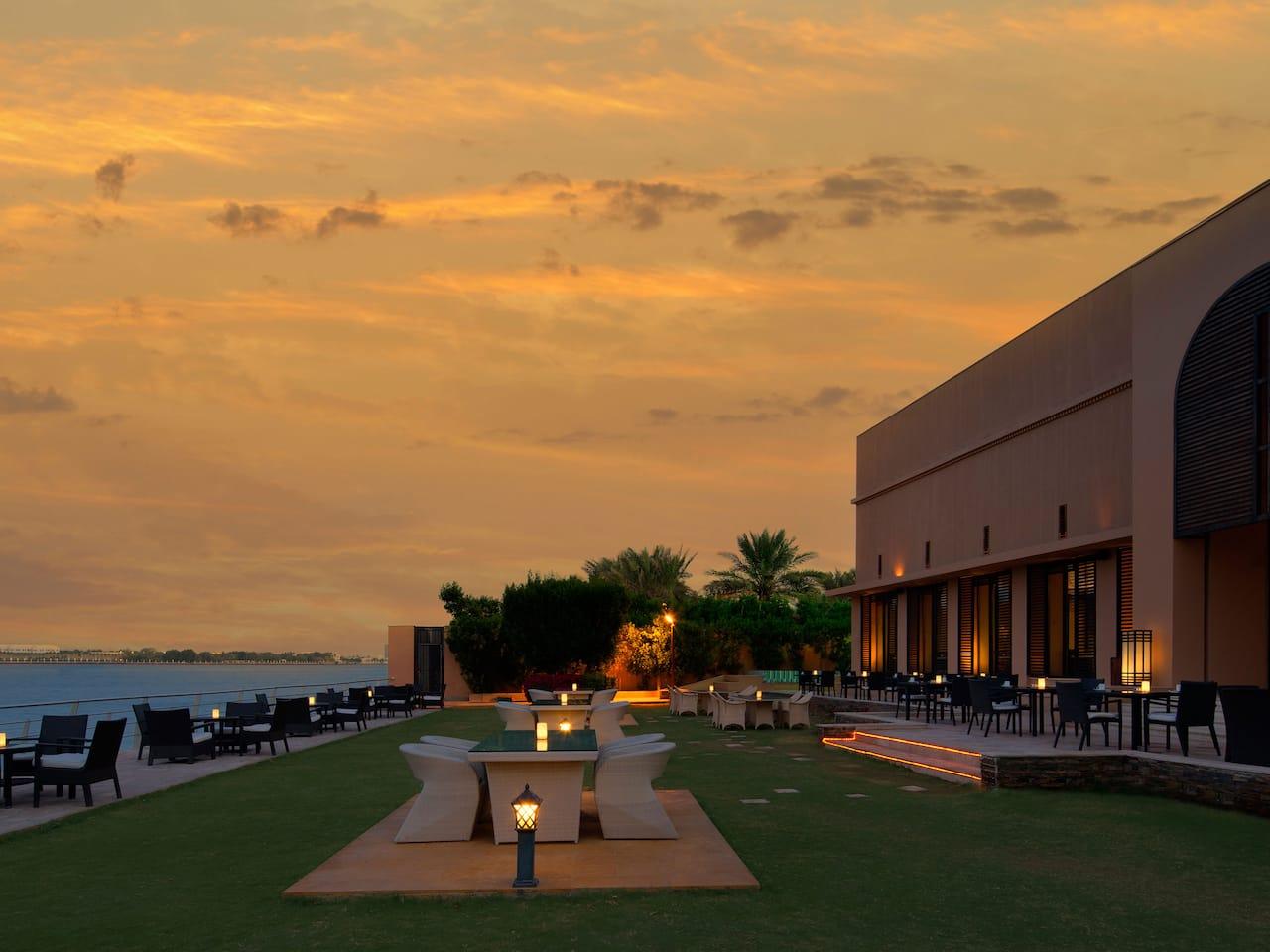 Sea Facing Lounge and Terrace