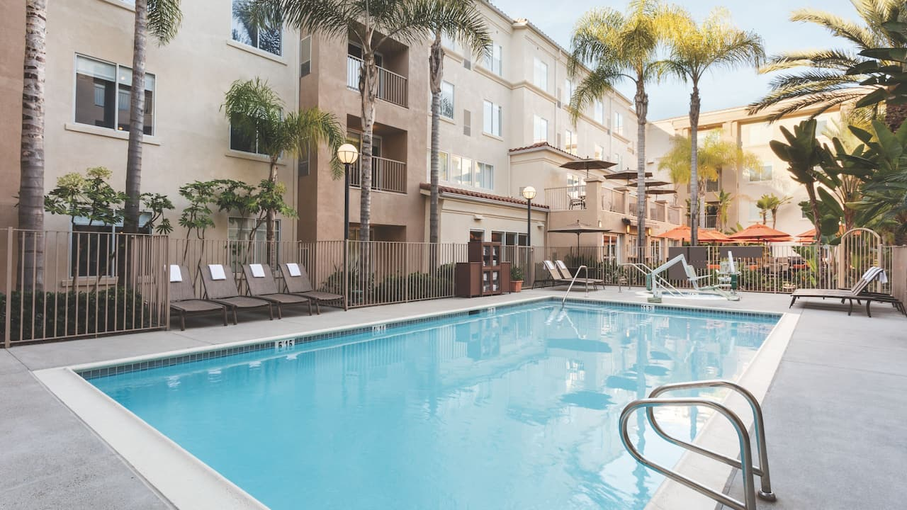 Hyatt House San Diego / Sorrento Mesa Outdoor Pool