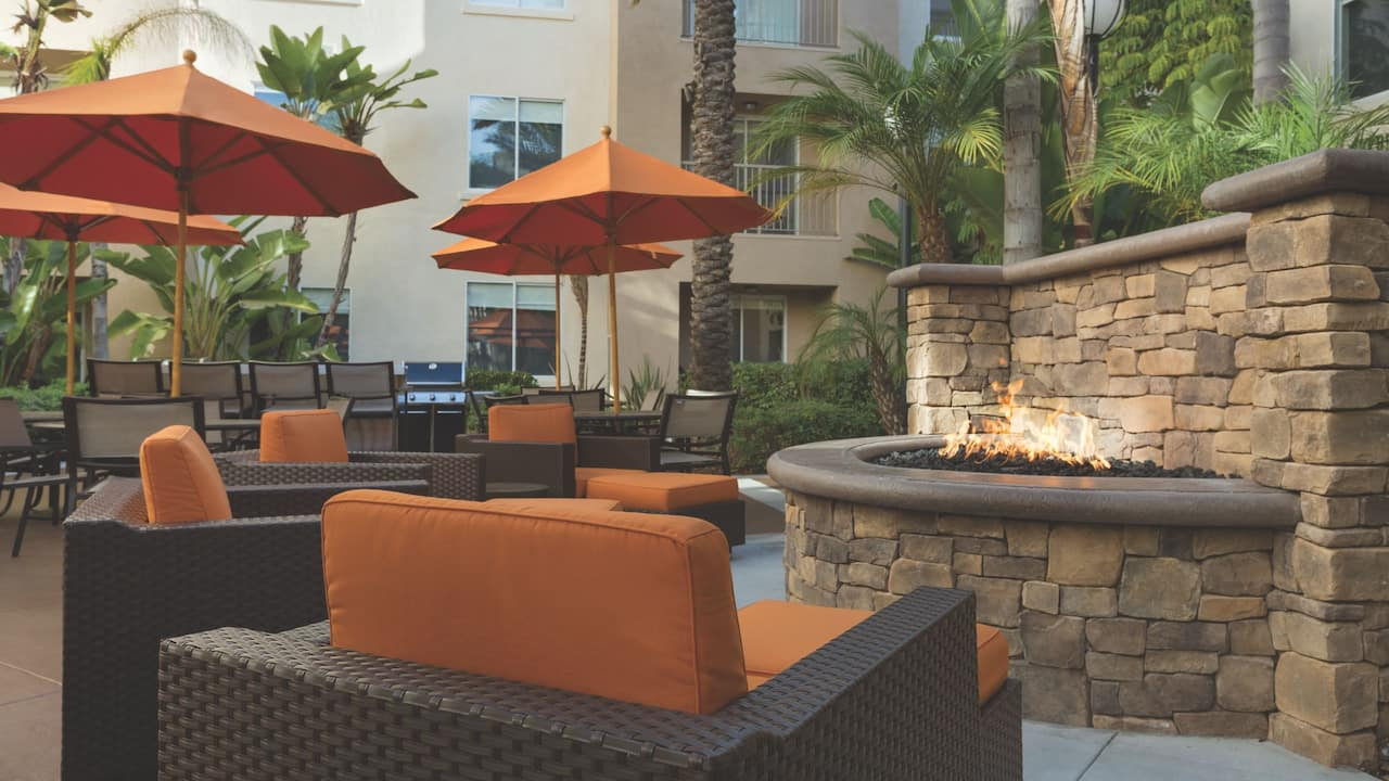 Hyatt House San Diego / Sorrento Mesa Social Gatherings Patio