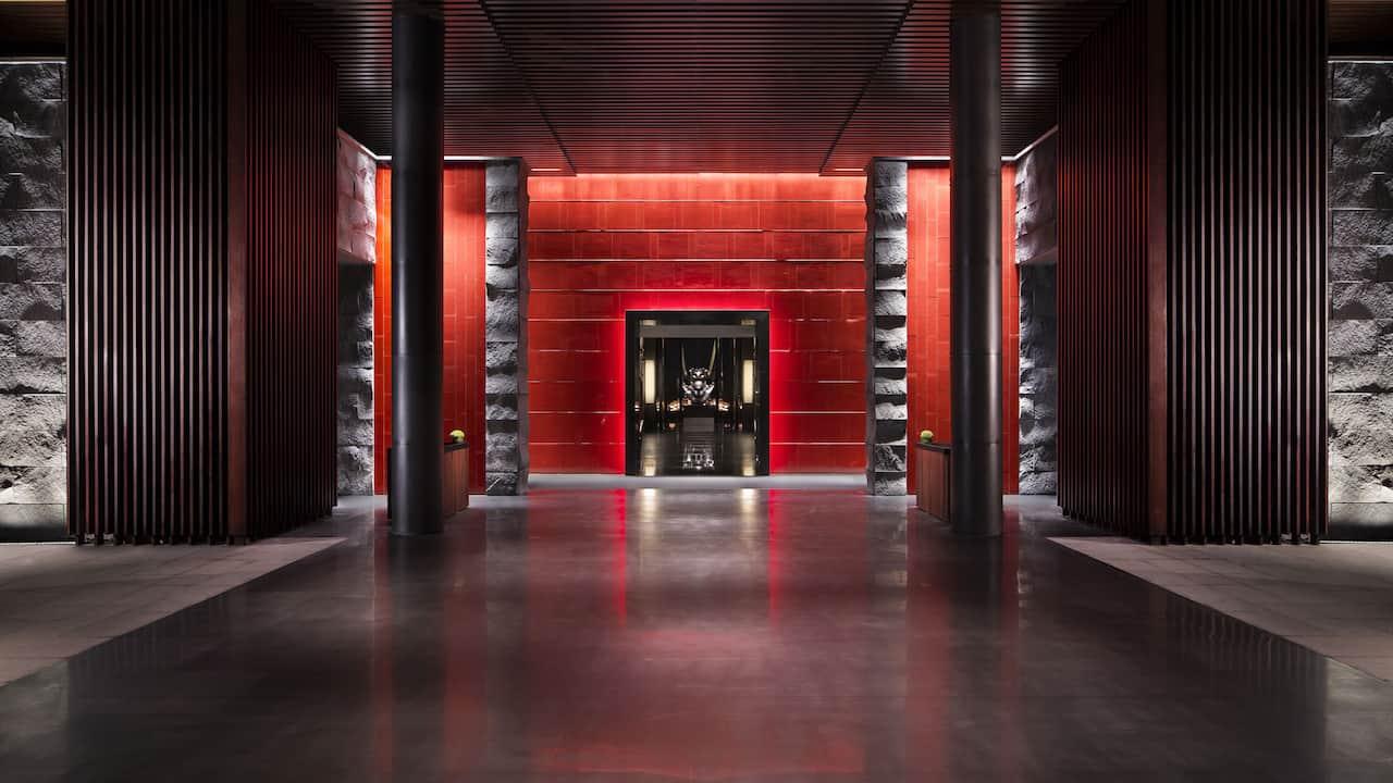 Park Hyatt Sanya Lobby