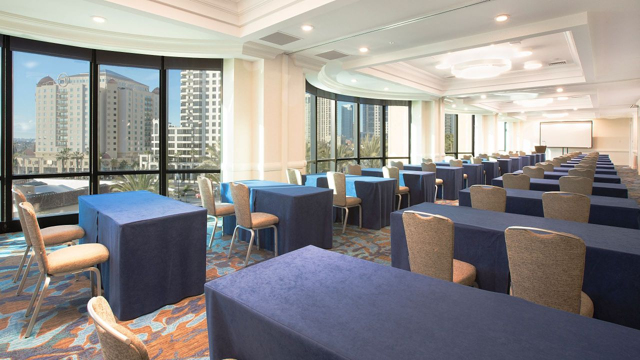 Small Meeting Room at Manchester Grand Hyatt San Diego